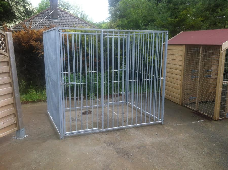 leading suppliers of quality steel dog enclosures